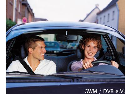 Fahren Frauen besser?