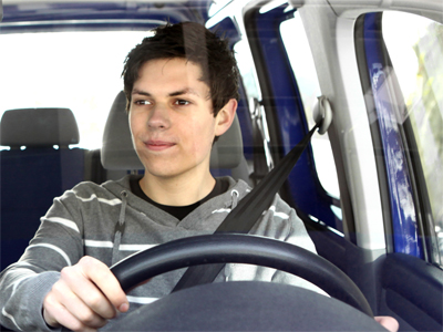 """Fahr doch mal schneller!"""