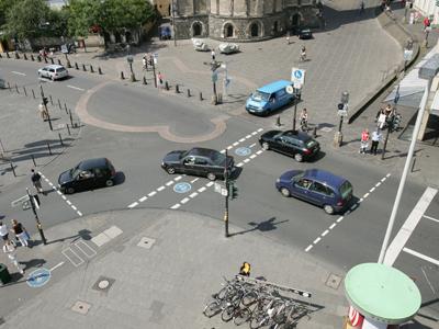 Mehr Sicherheit im Verkehr – aber wie?