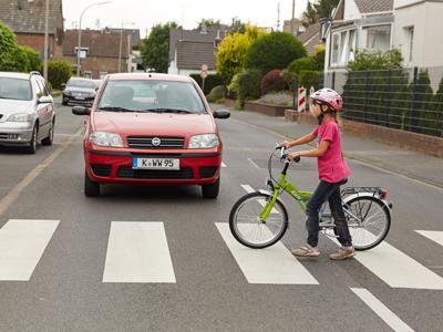 Werbekampagne erstellen: Kooperation im Straßenverkehr