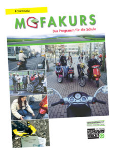 Mofakurs Foliensatz Medien Sekundarstufe Verkehrserziehung Mobilitaetsbildung