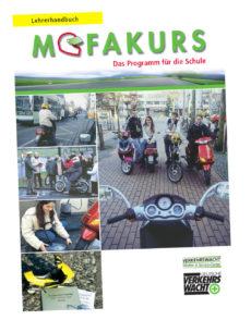 Mofakurs Lehrerhandbuch Medien Sekundarstufe Verkehrserziehung Mobilitaetsbildung