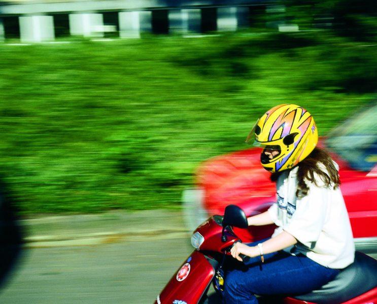 Mofakurs Mofa Fahren Sekundarstufe Sek.i Jugendlich Verkehrserziehung Mobilitaetsbildung Mobilitaet Motorisiert