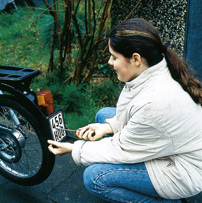 Mofakurs Mofa Fahren Sekundarstufe Sek.i Kaufvertrag Verkehrserziehung Mobilitaetsbildung Mobilitaet Motorisiert