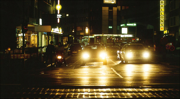 Mofakurs Mofa Fahren Unterrichtsanregung Fahren Bei Nacht Sekundarstufe Sek.i Jugendlich Verkehrserziehung Mobilitaet Theorie Praxis