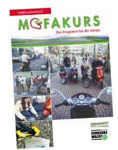 Mofakurs Schuelerarbeitsheft Medien Sekundarstufe Verkehrserziehung Mobilitaetsbildung