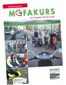Mofakurs Uebungsfragenheft Medien Sekundarstufe Verkehrserziehung Mobilitaetsbildung