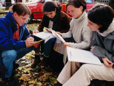 Peer-Projekte zur Mobilität