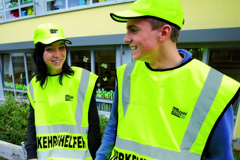 Peer Projekt Schulbusbegleiter Schulwegsicherheit Sekundarstufe I Verkehrserziehung Mobilitaetsbildung