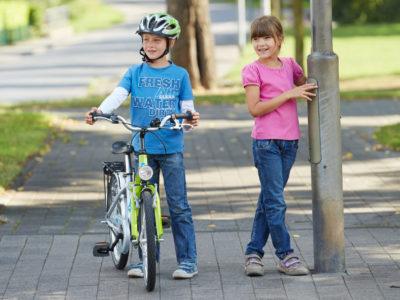 Piaget für den Straßenverkehr