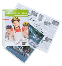 Radfahrausbildung Foliensatz Gefahrensituationen Grundschule Klasse 4