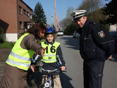 Lernorte der Radfahrausbildung