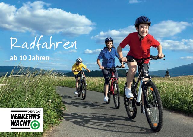 Elternratgeber Radfahren Ab 10 Jahre Elternratgeber DVW BMVI