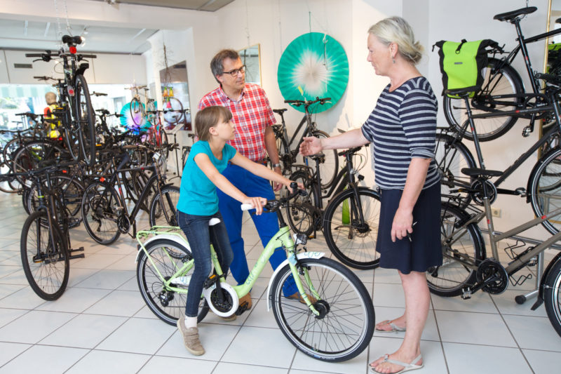 Radschulweg Fahrradkauf Jugendrad Sekundarstufe Verkehrserziehung Mobilitaetsbildung