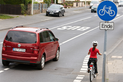 Radschulweg Neue Wege Radfahren Mit Rad Zur Schule Radwege Gefahren Sekundarstufe Verkehrserziehung Mobilitaetsbildung