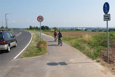 Radschulweg Neue Wege Radfahren Mit Rad Zur Schule Radwege Land Sekundarstufe Verkehrserziehung Mobilitaetsbildung