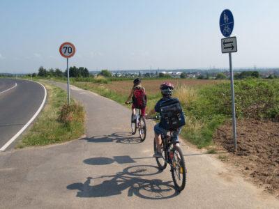 Radschulweg Neue Wege Radfahren Mit Rad Zur Schule Sekundarstufe Verkehrserziehung Mobilitaetsbildung