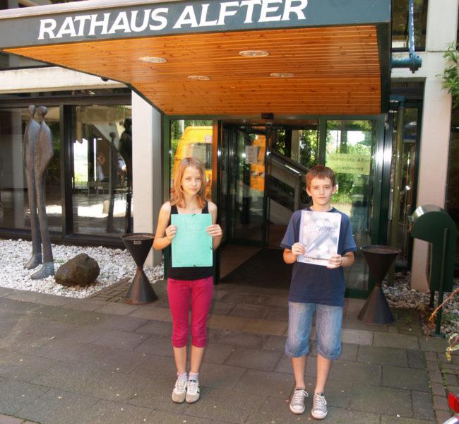 Radschulweg Neuer Schulweg Politik Sekundarstufe Verkehrserziehung Mobilitaetsbildung