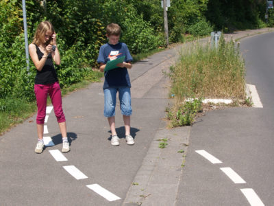 III. Meckerzettel zum Schulweg – Erstellung eines Mängelkatalogs