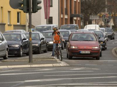 Radfahren in der Sek. I