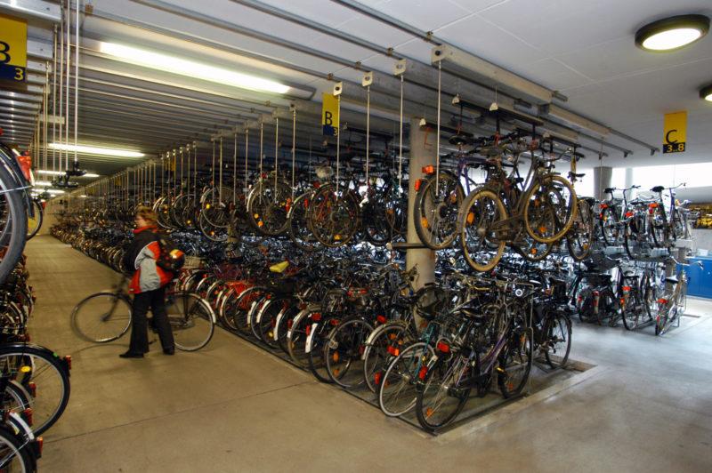 Radschulweg Radwege Land Radstation Muenster Gefahren Sekundarstufe Verkehrserziehung Mobilitaetsbildung