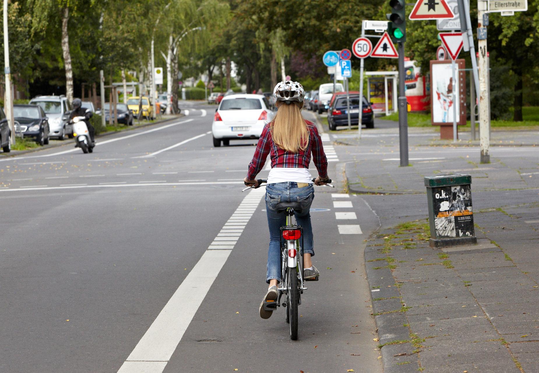 Fahrrad richtig welches ist verhalten Welches verhalten