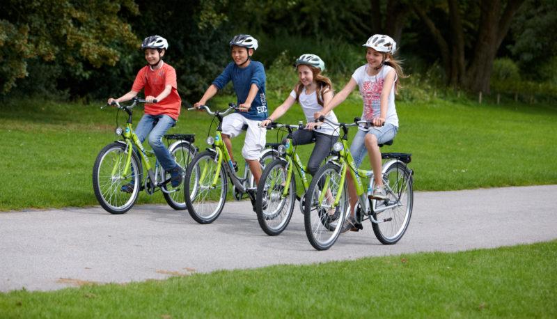 Radschulweg Unterrichtsanregung Fahren In Gruppen Sekundarstufe Verkehrserziehung Mobilitaetsbildung