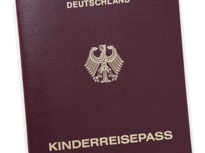 Reisedokumente fürs Ausland