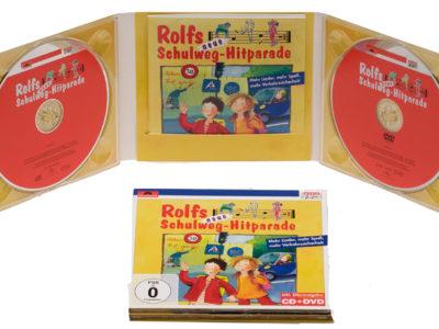 Rolfs neue Schulweg-Hitparade – Sicherheit durch Musik