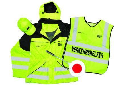 Kleidung und Ausrüstung