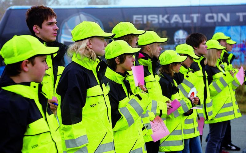 Schülerlotsen Verkehrshelfer Deuschlands Bester Schülerlotse Schülerlotsenwettbewerb