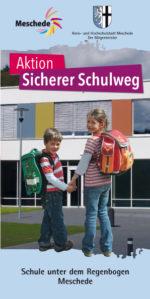 Schulweg Schulwegplan Meschede Schule Unter Dem Regenbogen