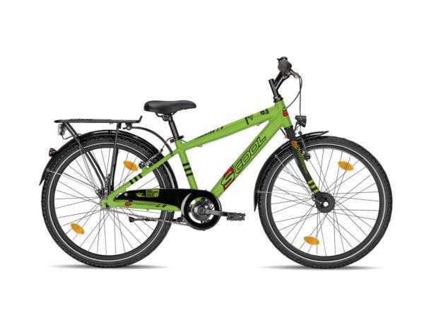 Scool Fahrrad Verkehrserziehung Radfahrausbildung Verkehrswacht Training Dirt Rahmen