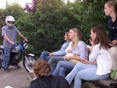 Jugendspezifisches Verhalten und Mobilitätsbildung