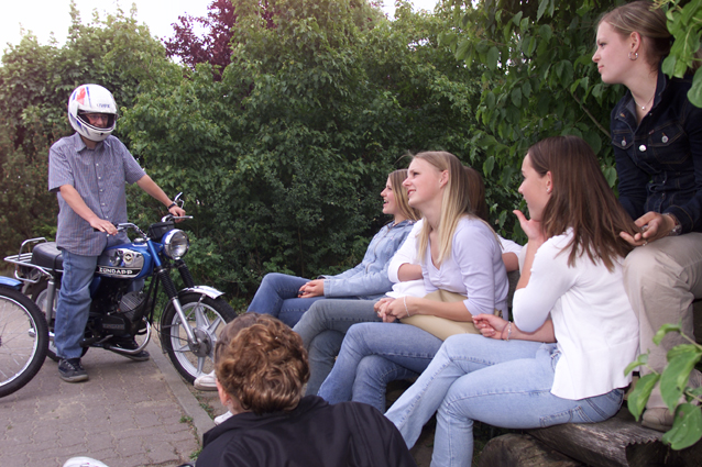 Sekundarstufe Verhalten Jugend Gender Mobilitaet Verkehrserziehung Risiko Straßenverkehr