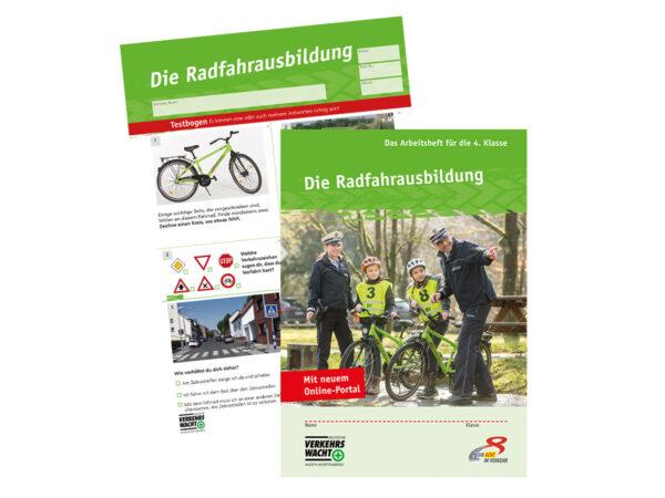 Set Radfahrausbildung Baden Wuerttemberg 2020 Verkehrserziehung Grundschule Mobilitaetsbildung