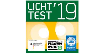 Termine Logo Licht Test 2019 Dvw