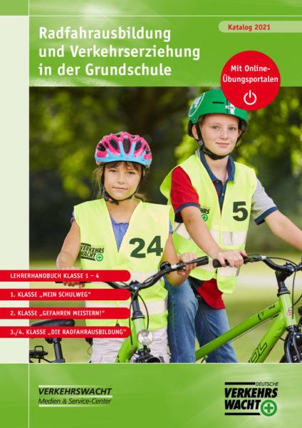Vms Grundschulkatalog Verkehrserziehung Mobilitaetsbildung Radfahrausbildung 2021