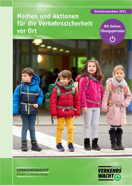 Der VMS-Katalog für die Verkehrswachten 2021