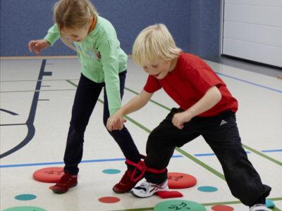 Velofit Bewegung Motorik Bewegungsförderung Körperbewusstsein Grundschule Bewegungsspiele Materialien