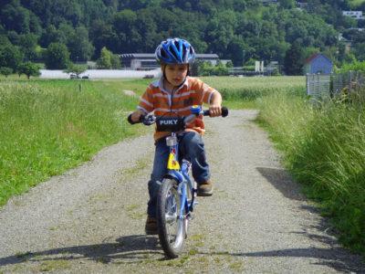 Verkehrserziehung Kinder Spielefahrrad Balance Gleichgewicht 1