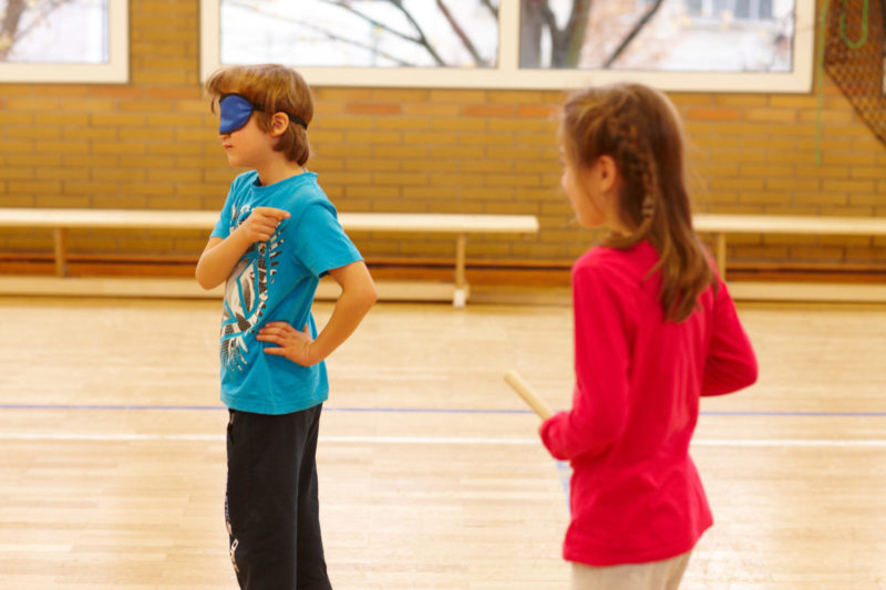 Verkehrserziehung Kindergarten Bewegung Bewegungsförderung Wahrnehmung