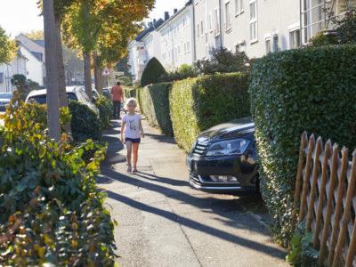 Unfallursachen: Die Straße ist kein Spielplatz
