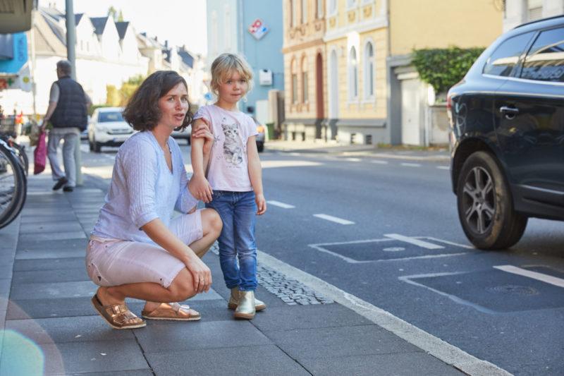 Verkehrserziehung Kindergarten Vorbereitung Schulwegtrainingschulweg Straßenverkehr Wahrnehmung