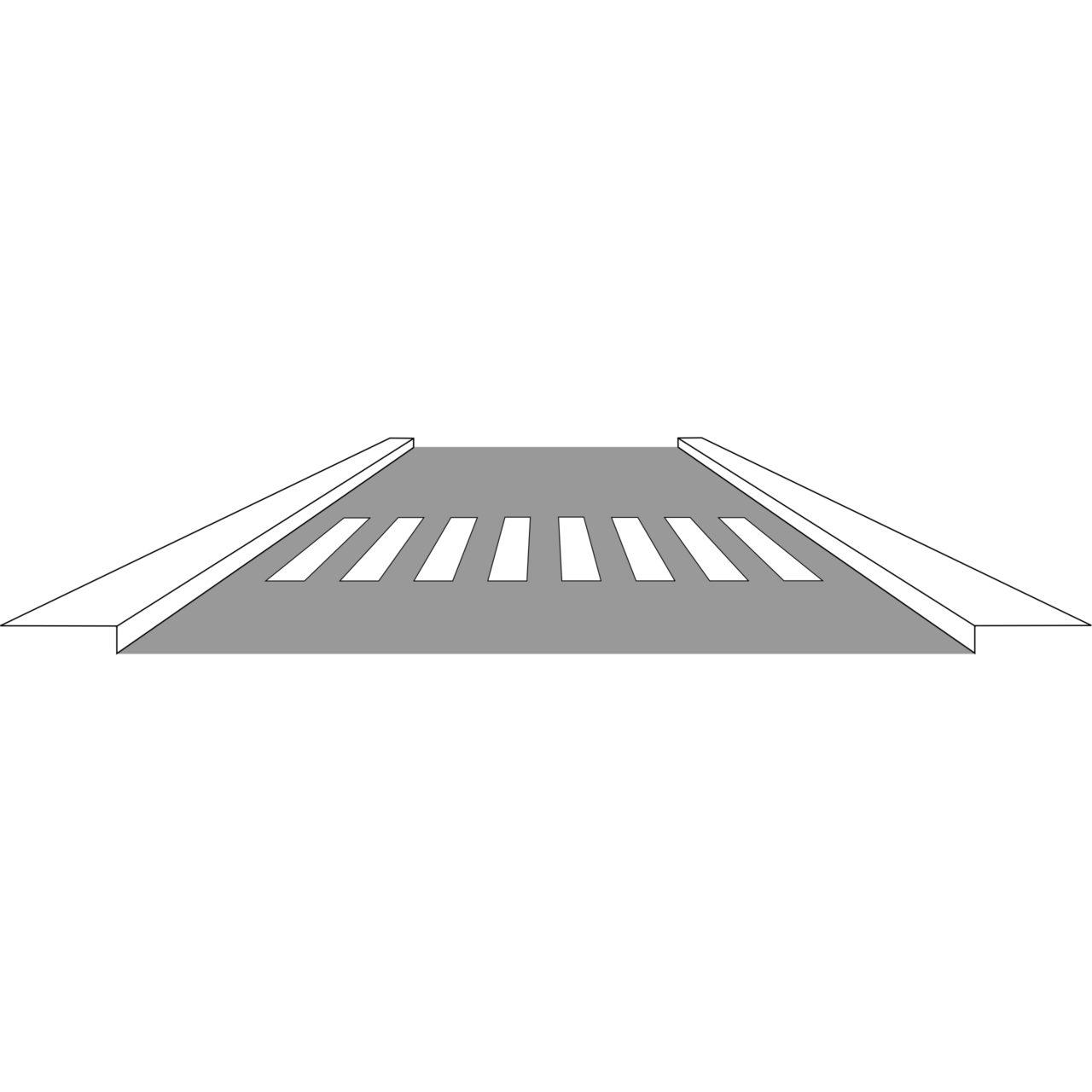 Zeichen 293 Fußgängerüberweg
