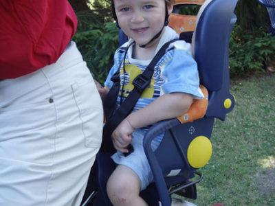 Kindersitze fürs Fahrrad