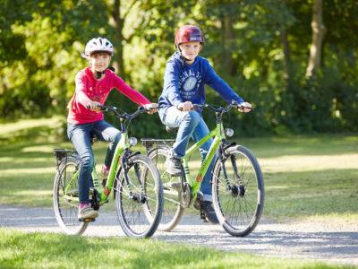 Radfahrausbildung Radfahren Verkehrserziehung Mobilitaetsbildung