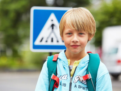 Schulweg Verkehrserziehung Mobilitaetsbildung