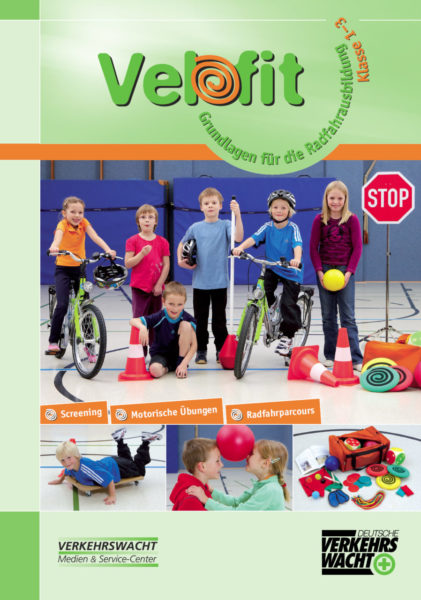 Velofit Handbuch Cover 2